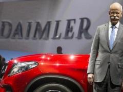 Daimler Says Hacking Concerns Driving Nokia Here Maps Bid