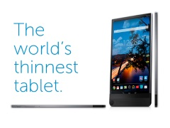 Intel, Dell Showcase 'Thinnest Tablet in the World' at IDF 2014