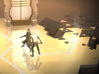 Deus Ex Go Launched for Android, iOS Ahead of Mankind Divided Release