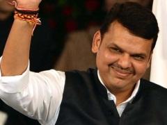 Maharashtra CM Devendra Fadnavis Inaugurates Modern Toilet Facility In Mumbai