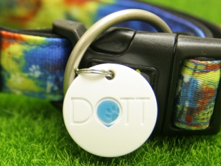 Dott Is a Smart Dog Tag That Tracks Your Pet Using Bluetooth