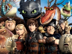 How to Train Your Dragon on Netflix Looks Like the Movies, but Doesn't Measure Up