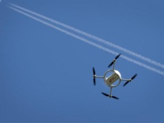 Drones and Phones to Tackle Indonesian Holiday Road Chaos