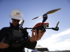 China Monitors University Entrance Exams With Drones