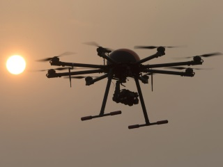 For First Time, Drone Delivers Package to US Residential Area