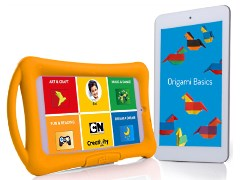 Eddy Creativity Tablet, Ben 10 Tablet Launched for Children in India