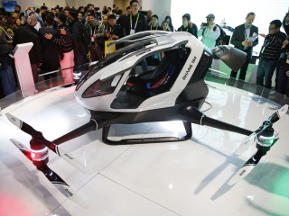 Chinese, US Firms to Develop Human Organ Delivery Drone