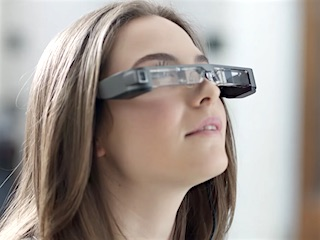Epson Launches Moverio BT-300 AR Smart Glasses at MWC 2016