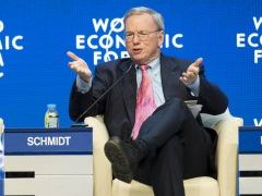 Internet Will 'Disappear', Google's Eric Schmidt Tells Davos