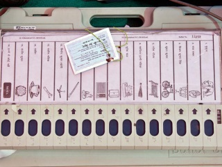 India's EVMs Claimed to Be Best in World, Robust, and Tamper-Proof