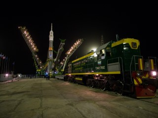 Expedition 47 Crew Set for ISS Launch on Saturday