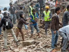 Nepal Earthquake: Facebook Collecting Aid Donations
