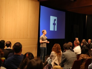 Facebook Reportedly Making App to Deliver Breaking News Alerts