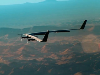 Facebook Aquila Solar-Powered Internet Drone Passes First Full-Scale Test Flight