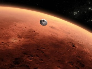 Manned Missions to Mars Still at Least 15 Years Off: ESA Head