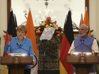 India, Germany Decide to Extend IGSTC Beyond 2017