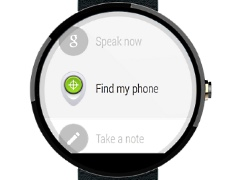 Android Wear Smartwatch Can Now Find Your Phone via Voice Command