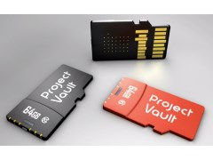 Google's Project Vault Puts a Secure, Encrypted Computer Inside a microSD Card