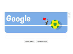Argentina vs Netherlands Google Doodle on Wednesday Is About 'Goal Line'