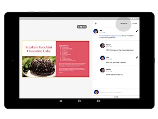 Google Brings Real-Time Commenting to Docs, Sheets, Slides for Mobile