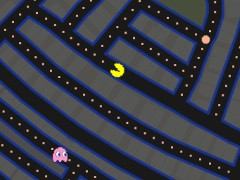 Google Maps Lets You Play Pac-Man on City Streets This April Fools' Day