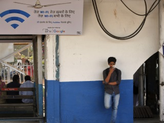 गूगल और रेलटेल की मुफ्त वाई-फाई सेवा अब देश के 100 रेलवे स्टेशन पर उपलब्ध