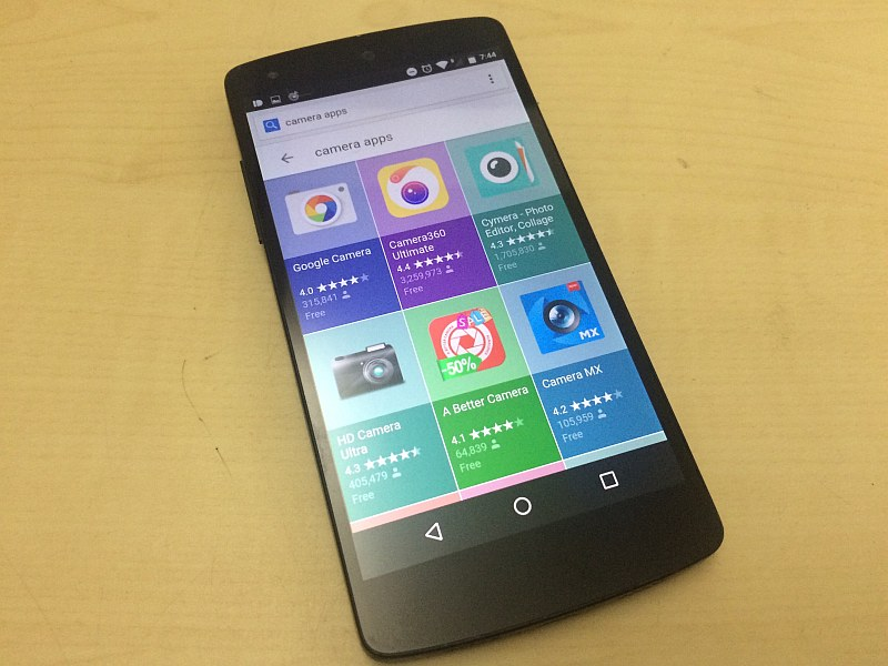 Google Revamps How Apps Appear in Android Search Results