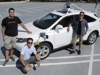 Google's Driverless Car Drivers Ride a Career Less Travelled