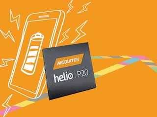 MediaTek Helio P20 SoC Launched for Smartphones at MWC 2016