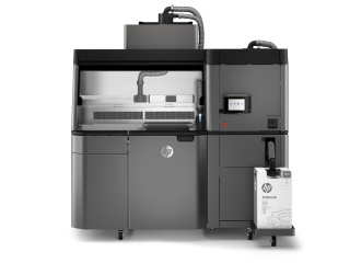 HP Unveils 'World's First Production-Ready' 3D Printing System