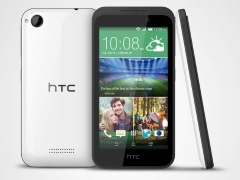 HTC Desire 320 With BlinkFeed and Quad-Core SoC Launched