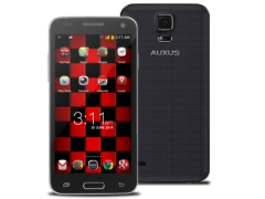 iberry Launches KitKat-Based Auxus Linea L1 Smartphone and Auxus AX04 Tablet