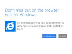 Microsoft to Stop Support for Older Versions of Internet Explorer in 2016