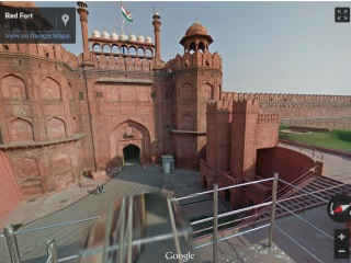 Google Provides Virtual Tour of India's Road to Independence