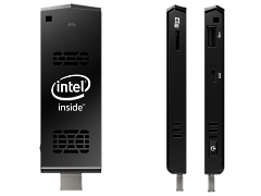 Intel Compute Stick Miniature PC Goes Up for Pre-Orders; Releases April 24