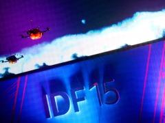 Intel Unveils New RealSense 3D Camera for Smartphones at IDF 2015
