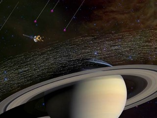 Nasa's Cassini Probe Detects Interstellar Dust for First Time
