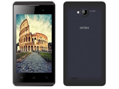 Intex Aqua A1 With 3G Support, Android 4.4.2 KitKat Launched at Rs. 4,030
