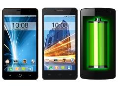 Intex Launches Aqua Star, Aqua Star HD and Aqua Star Power Smartphones