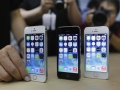 iPhone 5c vs. iPhone 5s vs. iPhone 5