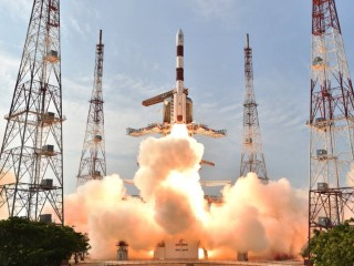 Isro Successfully Launches Final IRNSS Navigation Satellite