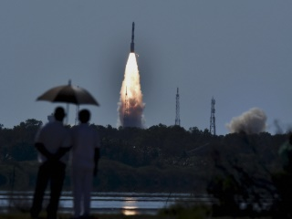 Isro's PSLV-C34 Rocket Puts Into Orbit Record 20 Satellites