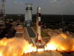 Isro Says 2015 a Busy Year for Indian Space Programme