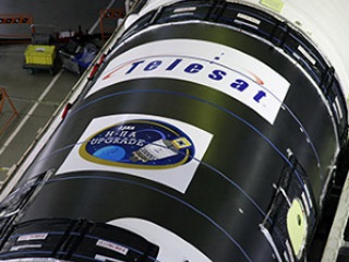 Japan Rocket Launches Its First Commercial Satellite