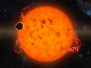 Discovery of Exoplanet Sheds Light on Planet Formation