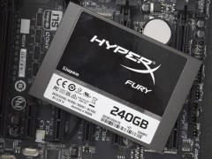 Kingston HyperX Fury SSD Review: Performance at a Price