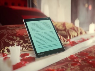 Kobo Launches Aura One Water-Resistant Ebook Reader With 7.8-Inch Display