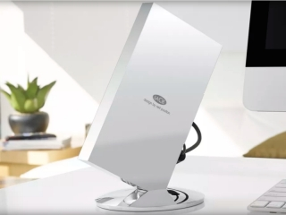 LaCie Launches Designer USB Type-C Hard Drives at CES 2016