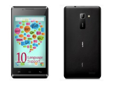 Lava Iris 402e With 10 Indian Language Support Launched at Rs. 4,999