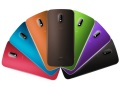 Lava Iris 450 Colour with swappable back panels listed on company's site